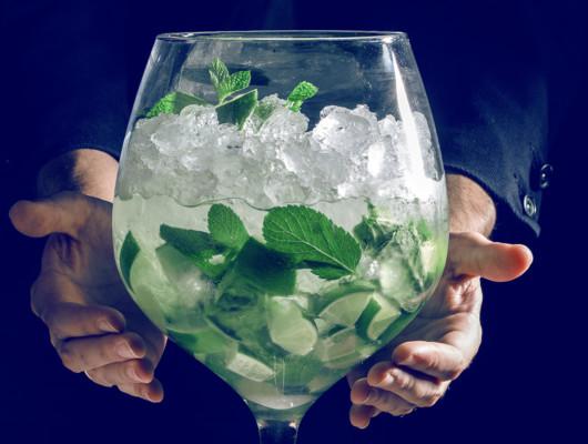 Bachstelze Cocktail Mojito